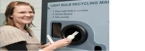 Light bulb Recycling
