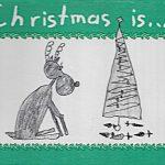 Holiday Card 1992