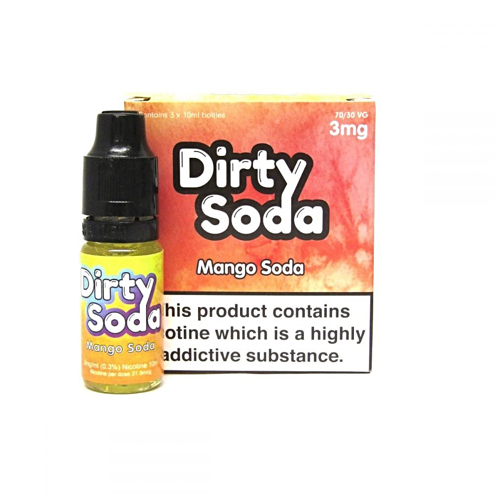 Dirty Soda 30ml – £3.56 at Vape Potions