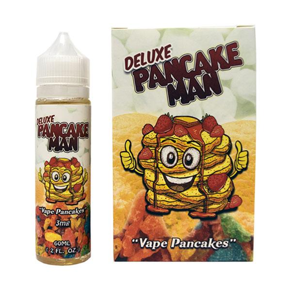 Deluxe Pancake Man by Vape Breakfast Classics – 60ml Shortfill (+Nic Shot)- £11.40