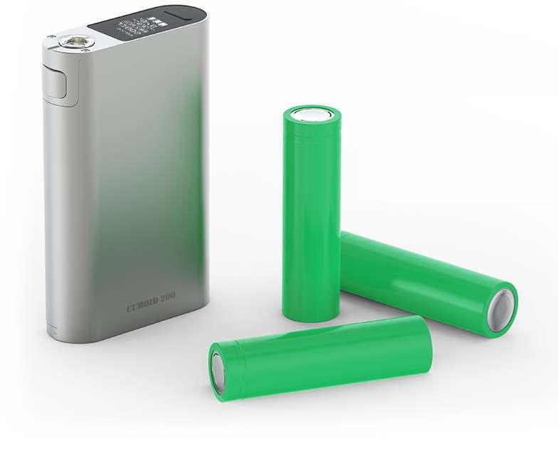 Joyetech Cuboid 200 Mod + 3x 18650 Batteries at TECC – £28.00 (Free Delivery)