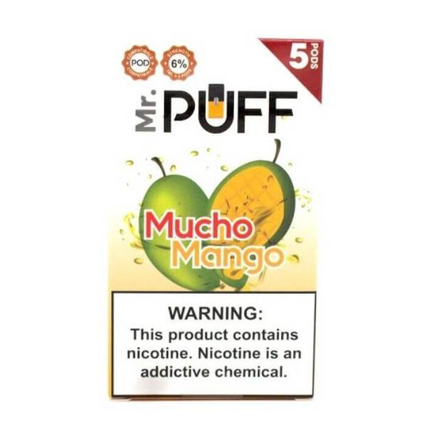 Mucho Mango Pod BY Mr PUFF