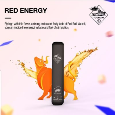 Red Energy Disposable Vape