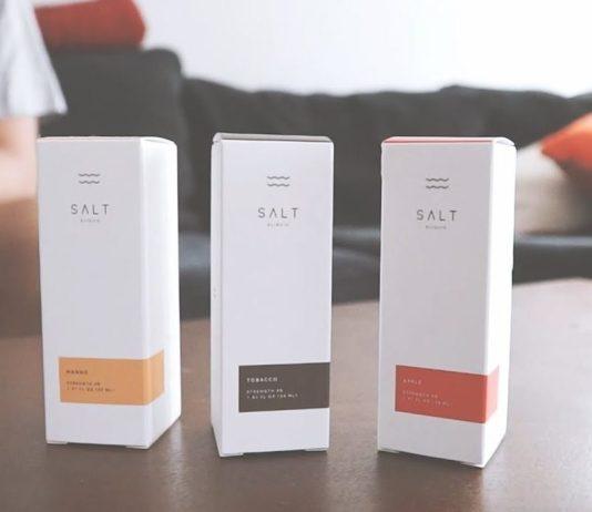 Nicotine Salt E-liquid