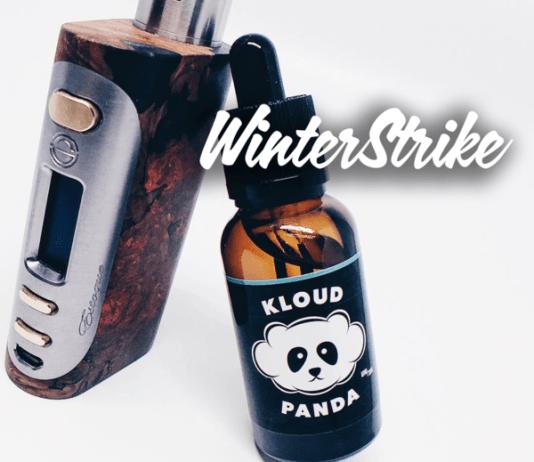 WInter Strike E-liquid