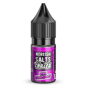Moreish Nic Salts Chilled Pink Raspberry