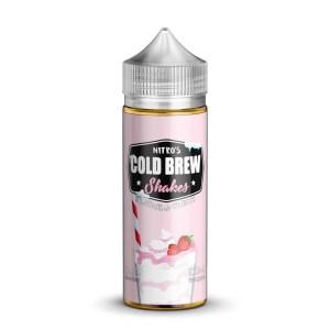 Nitro's Cold Brew Shakes Strawberi & Cream