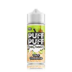 Puff Puff Ice Cream Mint Chocolate