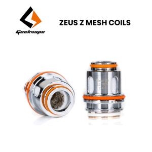 Geekvape Zeus Z Mesh Coils