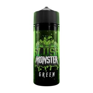 Slush Monster Green