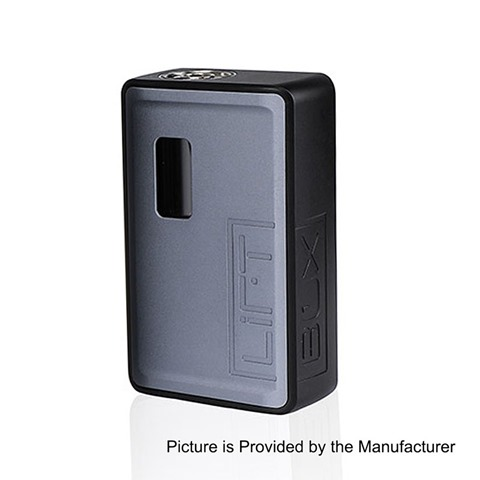 authentic-innokin-liftbox-bastion-siphon-squonk-mechanical-box-mod-grey-8ml-1-x-18650