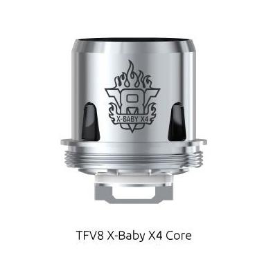 QR code Tfv8 baby coils 50pcs job lot Q2 0.4 Genuine
