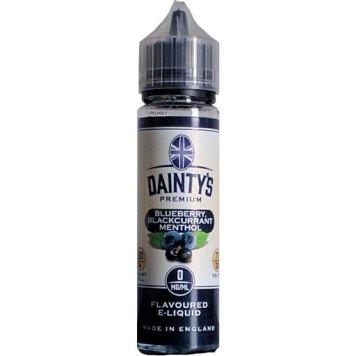 blueberry blackcurrant menthol