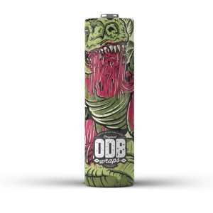 ODB Wraps Dino V2 till 18650-batterier 4-pack