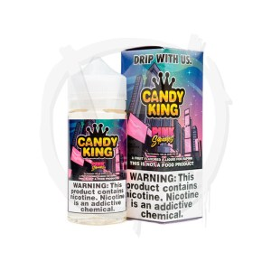 Candy King - Pink Squares - E-Juice