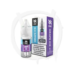 N-One Juice 20mg Nic Salt - Grape Ice