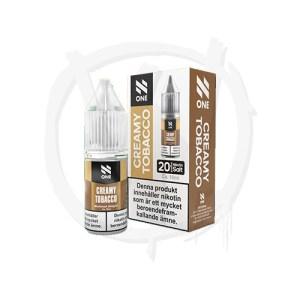 N-One Juice 20mg Nic Salt - Creamy Tobacco