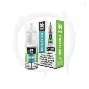 N-One Juice 20mg Nic Salt - Menthol