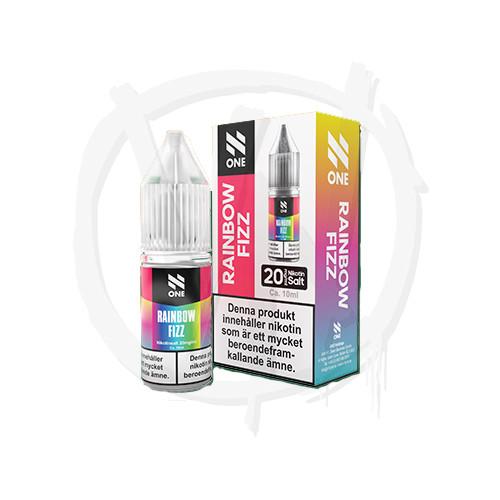 N-One Juice 20mg Nic Salt - Rainbow Fizz