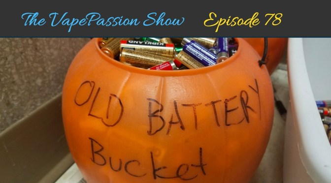 The Latest Vape News – The VapePassion Show Episode 78