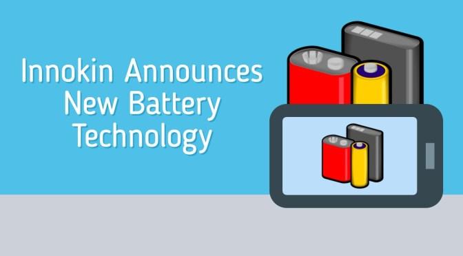 Innokin Announces New Battery Technology