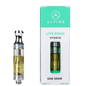 Alpine Live Resin
