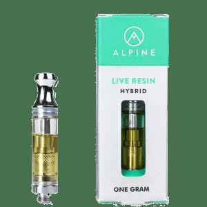 Alpine Live Resin