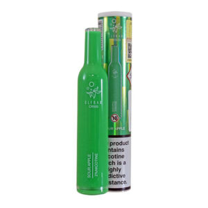 elf bar cr500 sour apple disposable vape pod bars