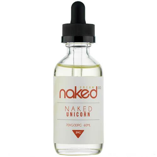 Naked 100 Cream Strawberry (Naked Unicorn) E-juice 60ml