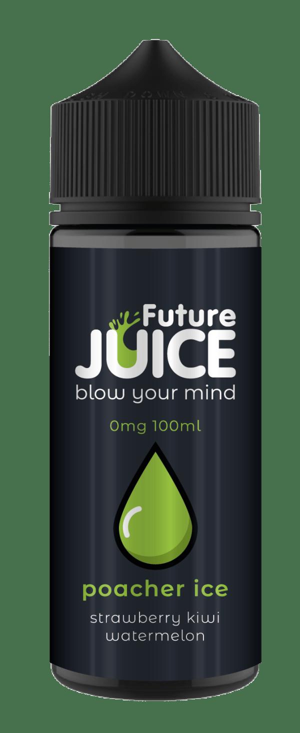 Future Juice Poacher Ice 100ml