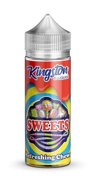 KINGSTON SWEETS REFRESHINNG CHEW 120ML