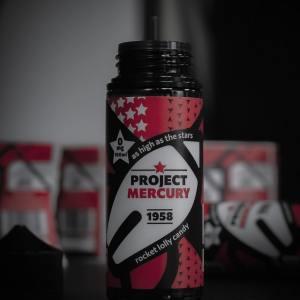 Project Mercury - 1958 100ml
