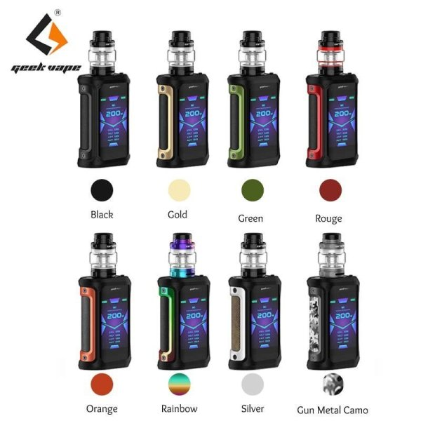 Aegis X Zeus Kit By Geekvape