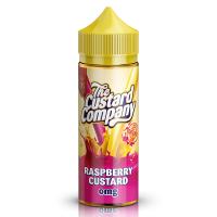 Raspberry Custard By The Custard Company 100ml