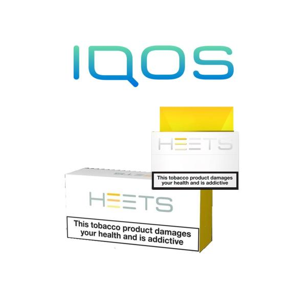 IQOS Heets Gold Label