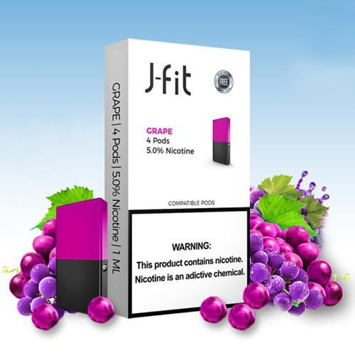 J-FIT PODS COMPATIBLE WITH JUUL