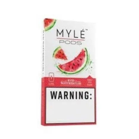 Iced Watermelon pods by myle