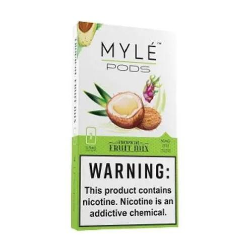 Myle pods Tropical Fruit Mix