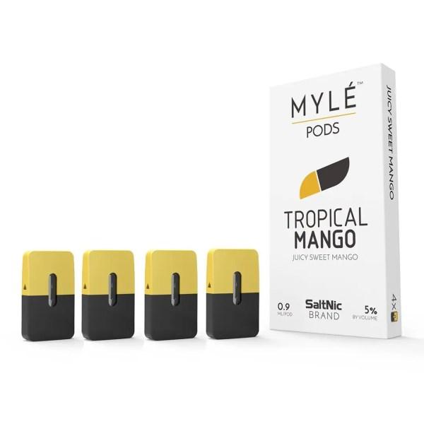 Myle pods Tropical Mango