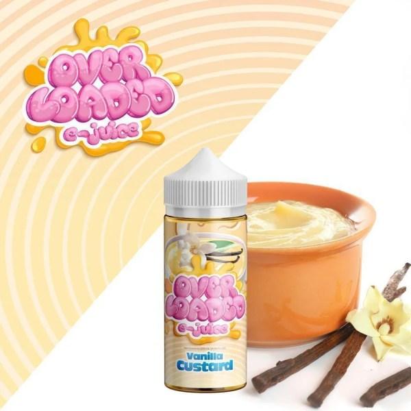 Vanilla Custard E-juice