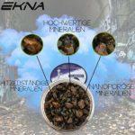 EKNA Steam Stones Tropical Fruits 120 g – Shisha sans nicotine – Sans nicotine ni goudron