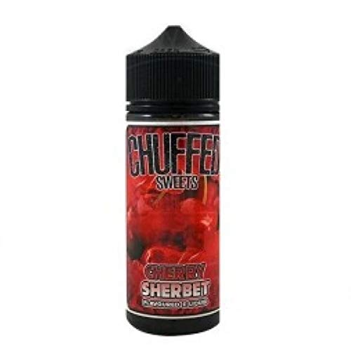 Cherry Sherbet 100ml Sweets by Chuffed