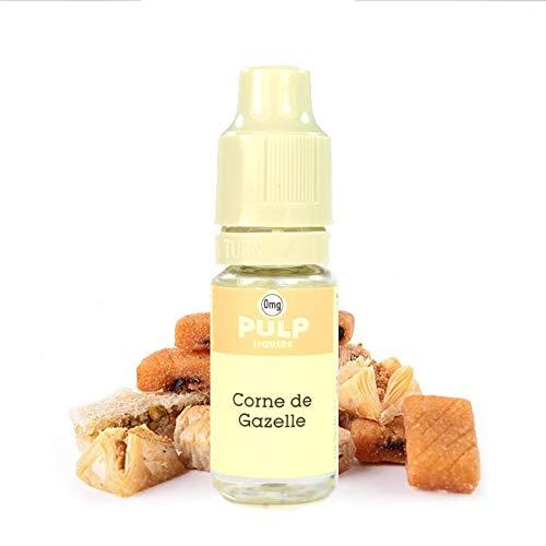 Corne de Gazelle Pulp 10ml sans Nicotine ni Tabac 0 mg