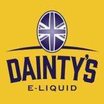 E-Liquid GRAPE & BLACKCURRANT DAINTYS | 80ML TPD | ECO VAPE | Sans Nicotine NI TABAC | E-Liquide pour Cigarettes Electroniques – E Vaper Liquids 50VG/50PG