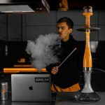 Hooligan Hookah Special Edition (Orange)