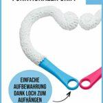 Boobie Brush® Chicha – Brosse de nettoyage pour Vase Chicha Narguilé – Vert