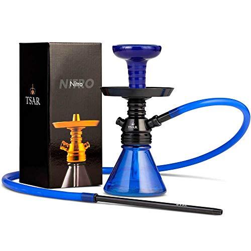 Chicha TSAR Nitro (Bleu/Noir)