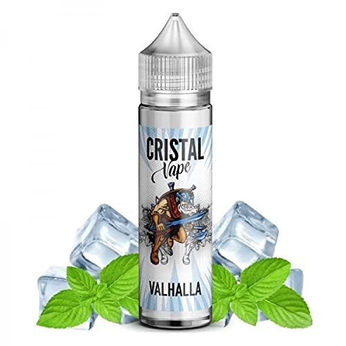 Crystal Vape – Valhalla 50ml Nordic Viking by Cristal Vape
