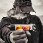E-Liquid FRAPPE PAR ElecVap – Sans Nicotine NI TABAC- Format TPD 120ml – 0MG Nicotine – E-Liquide pour Cigarettes Electroniques – E Vape Liquids vapoteuse