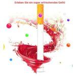 Chmentnanza Aroma Capsules Cigarettes Explosion Perles Boule Capsule 1000 Capsules Hommes / Femme Cadeau Fume-cigarette